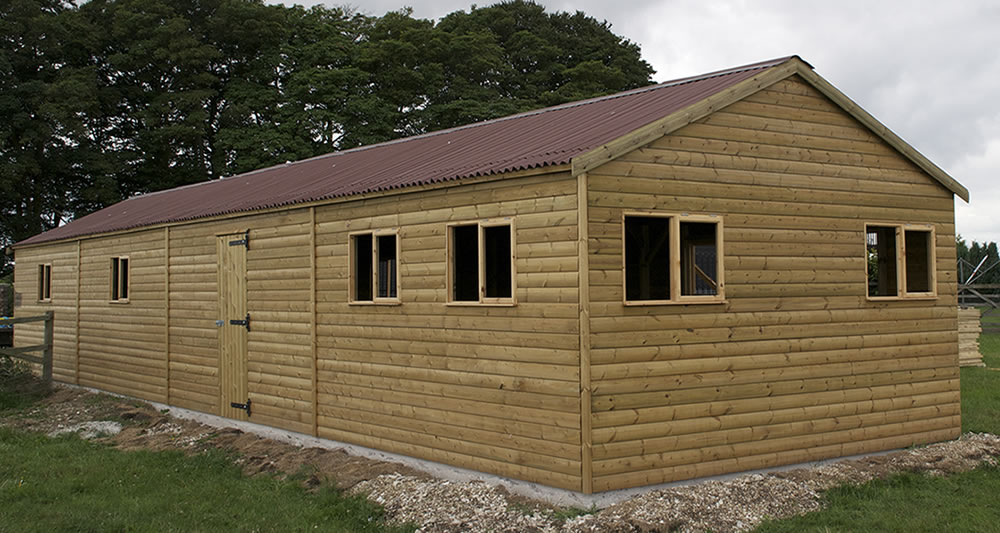 Sheds and Workshops in Killerton